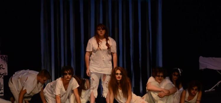I ragazzi dell'Alberti alla rassegna teatrale di Serra San Quirico