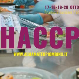 HACCP Ottobre 2016