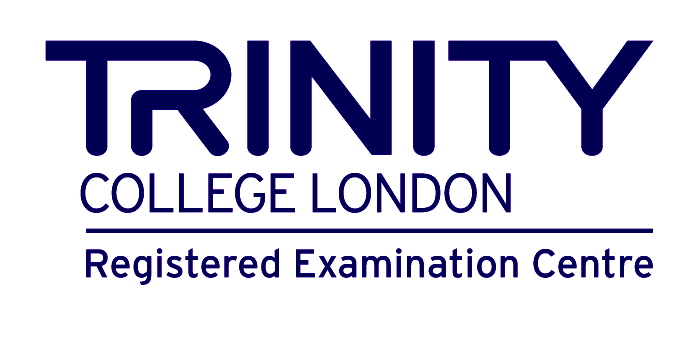trinity college registered examination centre logo