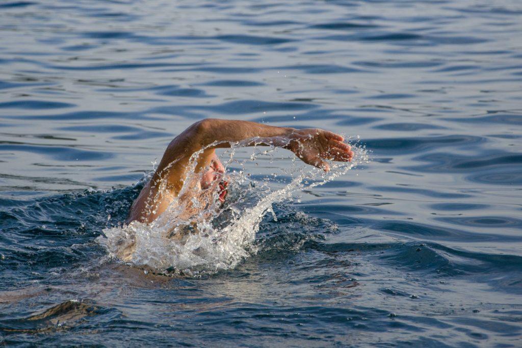 NUOTARE IN MARE - SWIM IN THE SEA