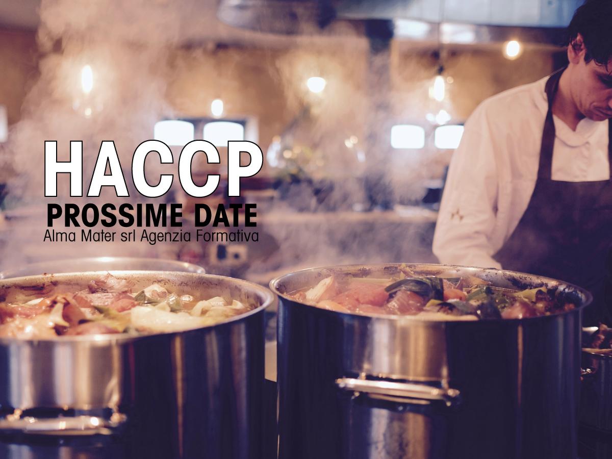 HACCP Addetto e Responsabile attività alimentari semplici e complesse